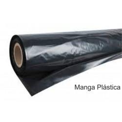 Manga Plástica/Barreira de...