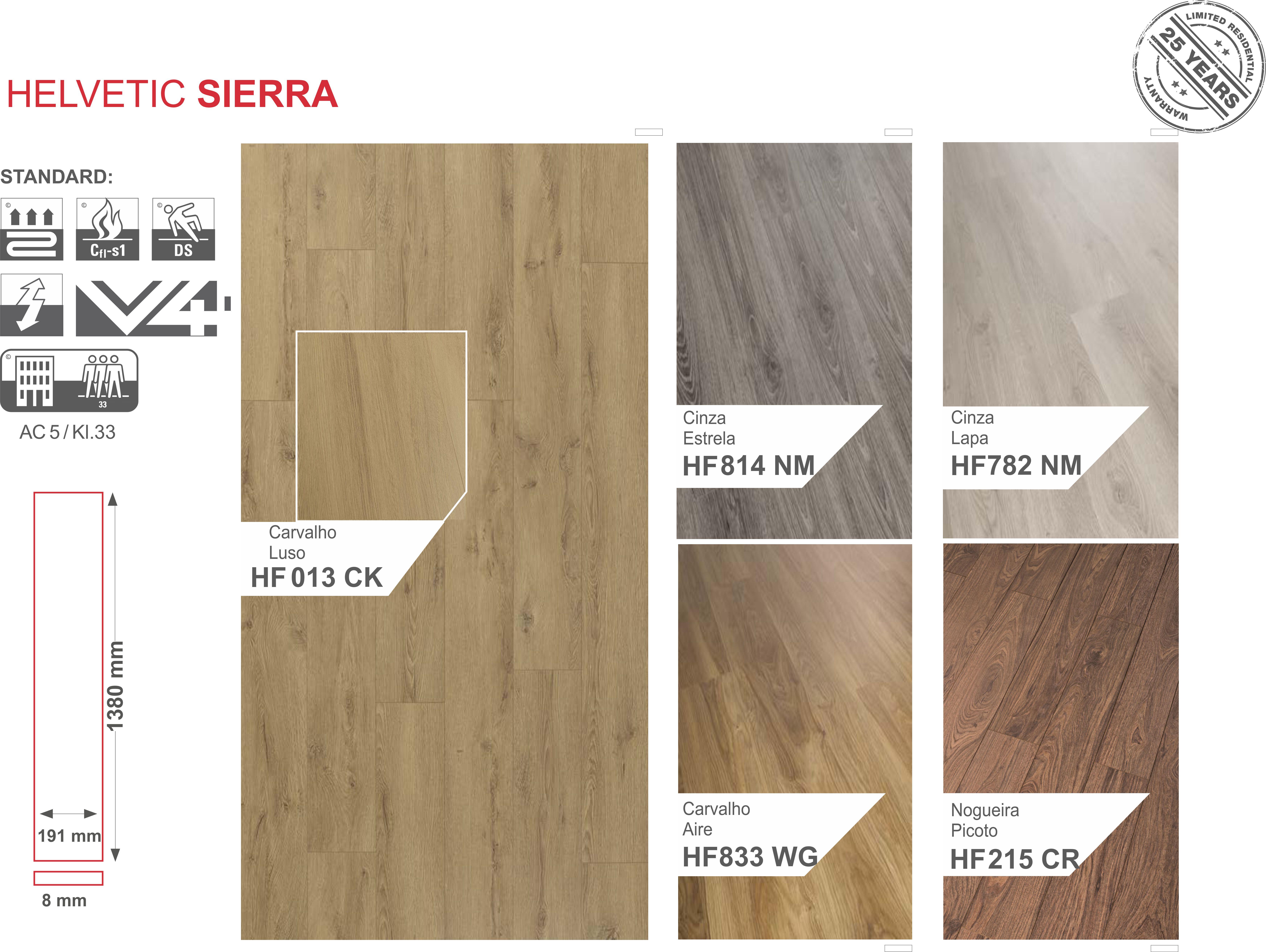 Helvetic Sierra