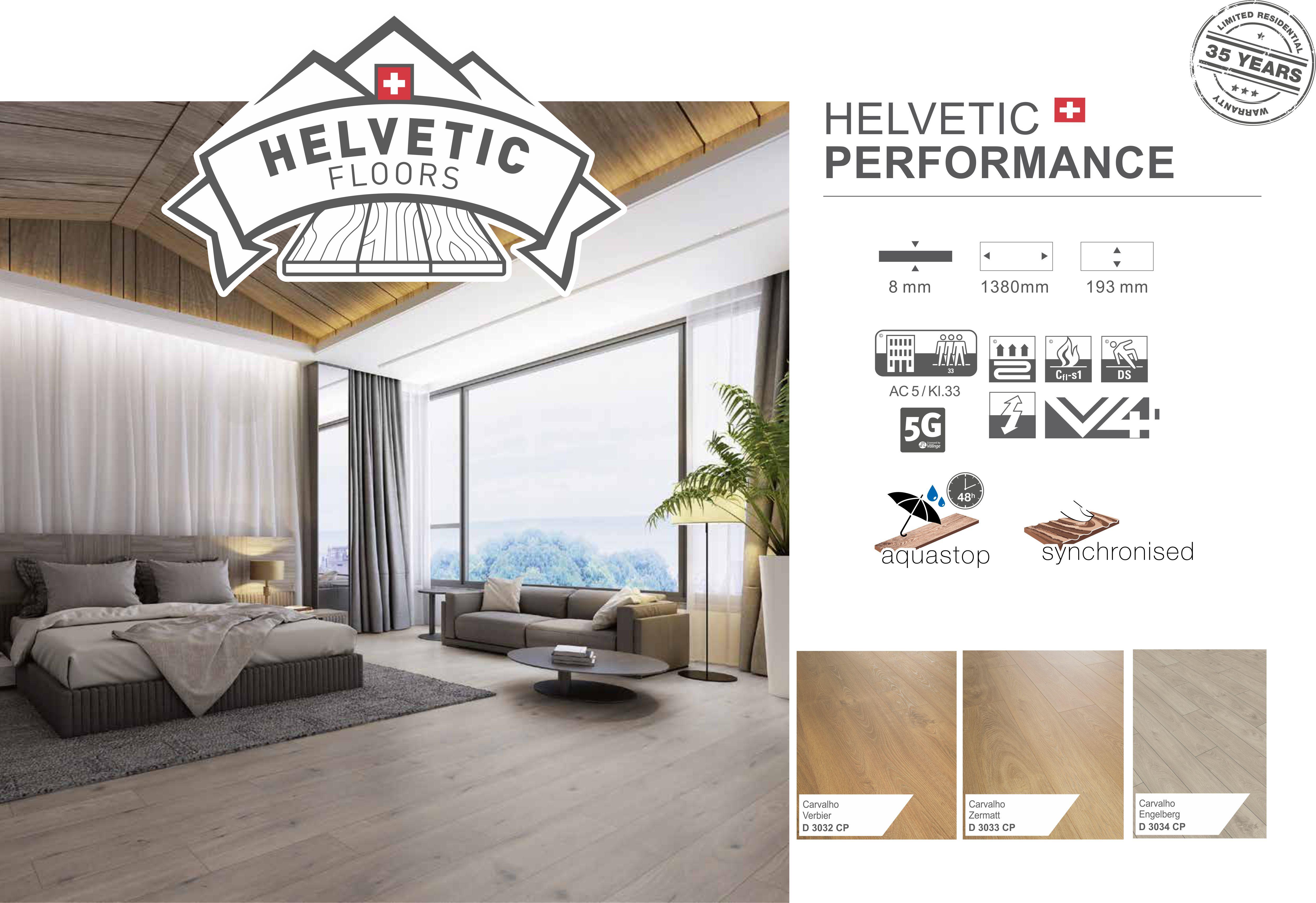 Helvetic Performance Aquastop